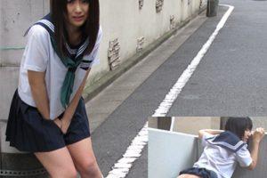 ♀001投稿者橋田貴光 野外噴射編 元アイドルコスプレイヤー1【同人RYMANS】